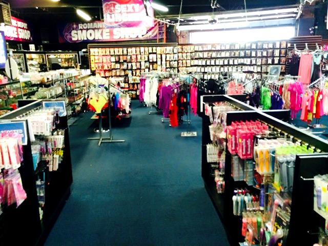 Catálogo de fabricantes de Juguetes Sexuales New York