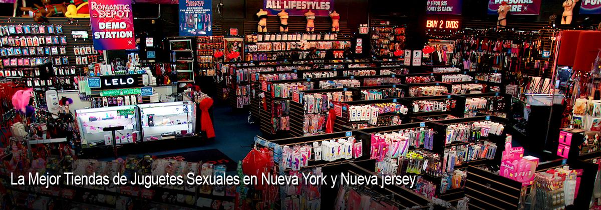 23 tiendas y lugares frikis en Nueva York: dulces
